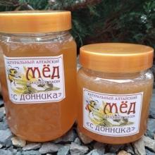 Мед с донника, Вес: 1100 гр