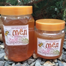 Кипрейный мед, Вес 700 гр